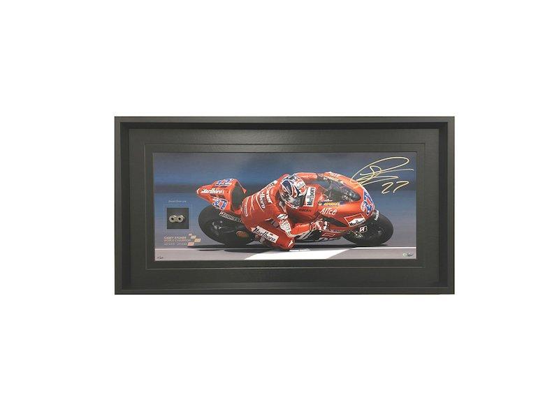 Casey Stoner Ducati Chain POC