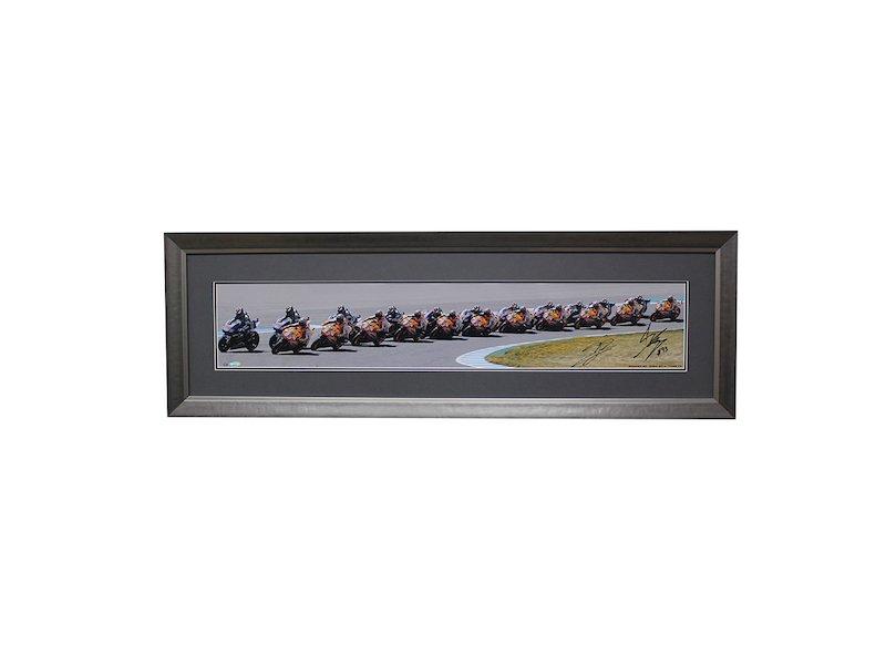 2013 Jerez - Turn 13 (Marquez v Lorenzo)