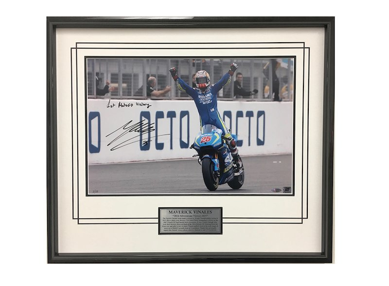 Viñales 1º MotoGP™ Victory Photo