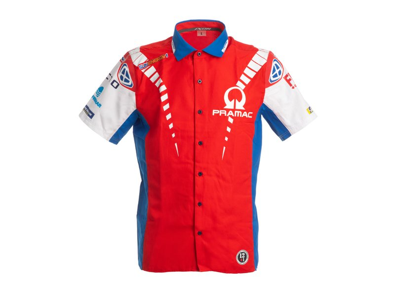 Pramac Racing Team Shirt - Red