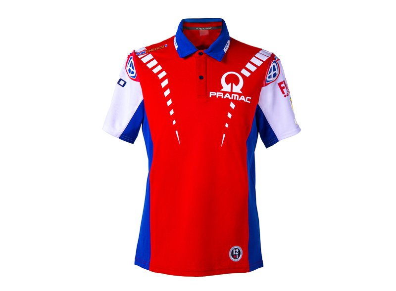 Polo Teamwear Pramac Team