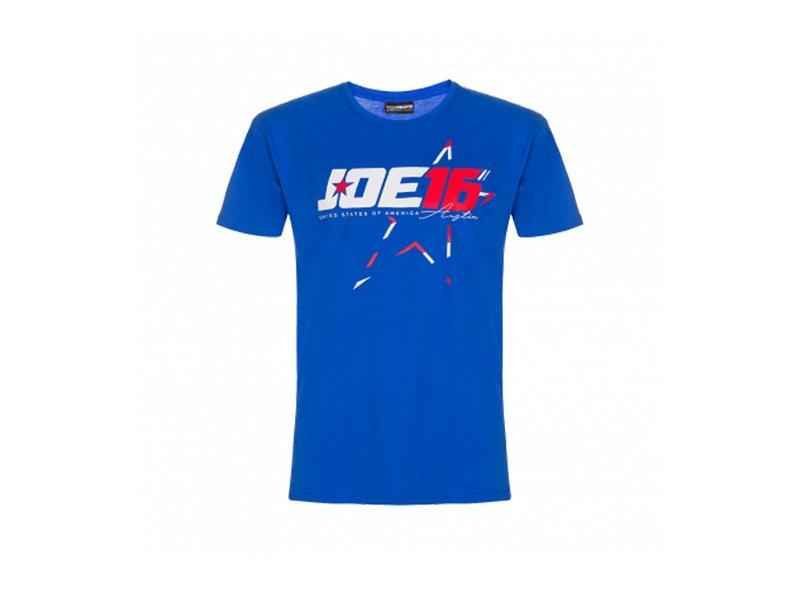 Camiseta Joe Roberts 16 Azul