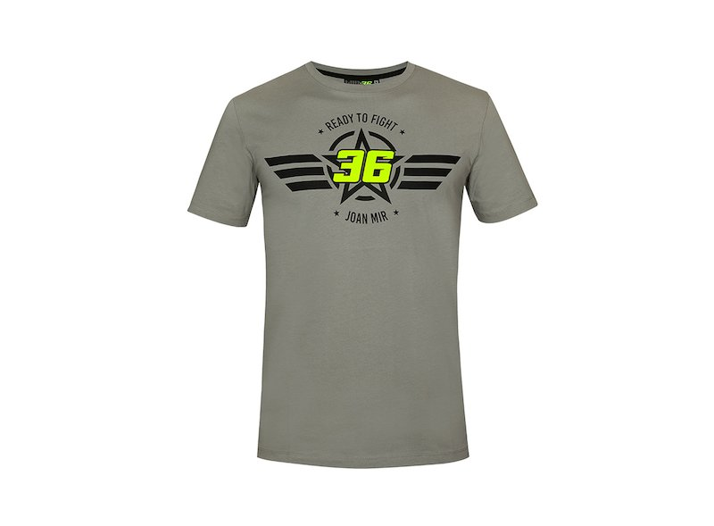 Camiseta 36 Mir Ready to