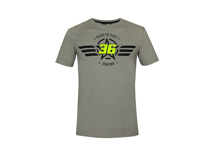 Camiseta 36 Mir Ready to