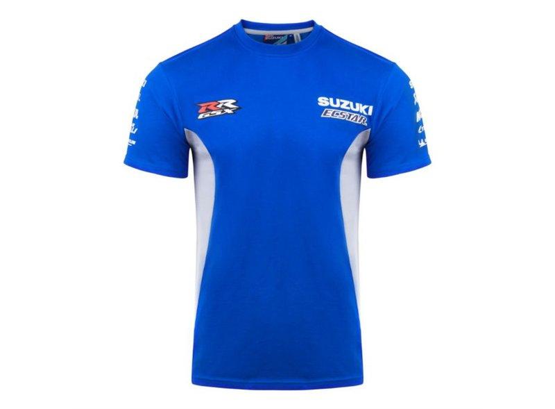 Suzuki Ecstar T-Shirt - Blue