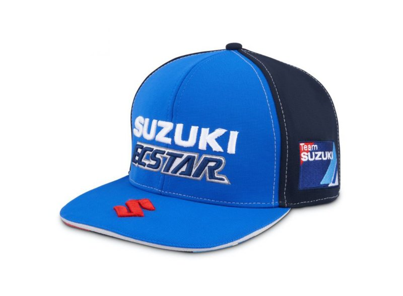 Casquette plate Suzuki Ecstar