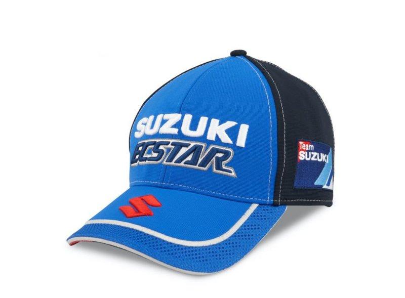 Cappellino Suzuki Ecstar - Blue