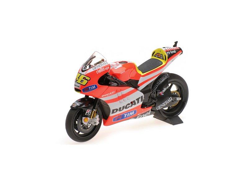 Ducati Desmosedici 11.2 Valentino Rossi 2011