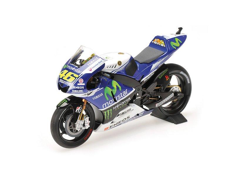 Minichamps Yamaha YZR-M1 Valentino Rossi 2014