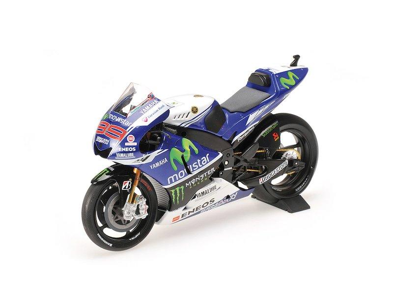 Minichamps Yamaha YZR-M1 Jorge Lorenzo 2014