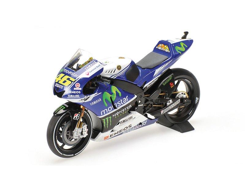 Minichamps Yamaha YZR-M1 Rossi 46 2014