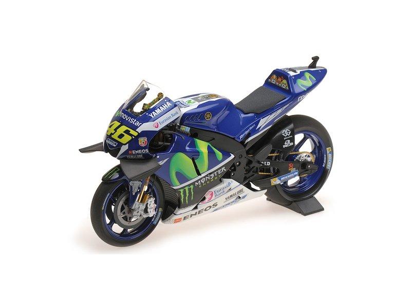 Minichamps Yamaha YZR-M1 Valentino Rossi 2016 - White