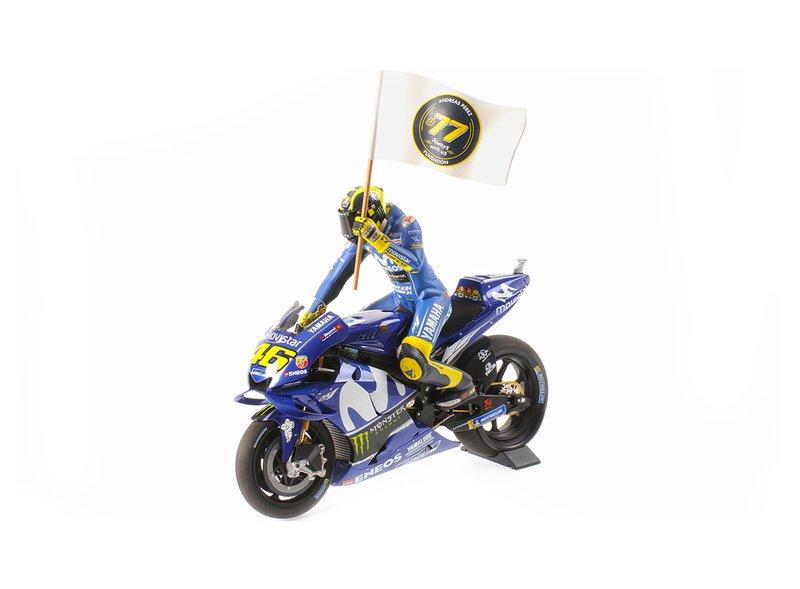 Yamaha YZR M1 Valentino Rossi 2018