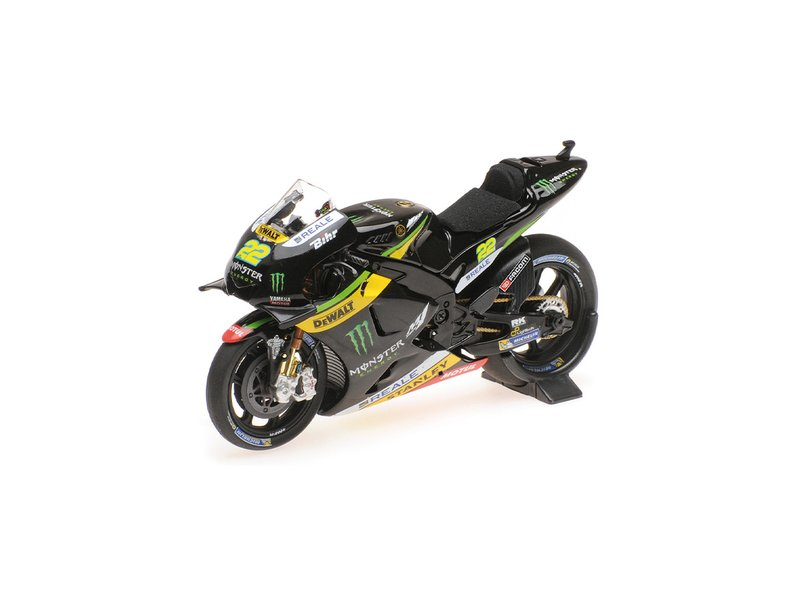 Yamaha YZR M1 Alex Lowes 2016 - Black