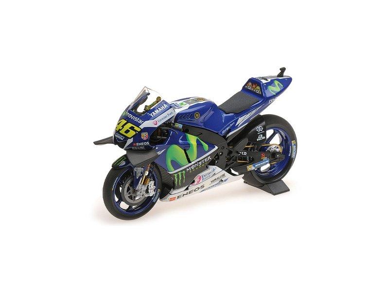 Yamaha YZR M1 GP Catalunya Valentino Rossi 2016 - Black