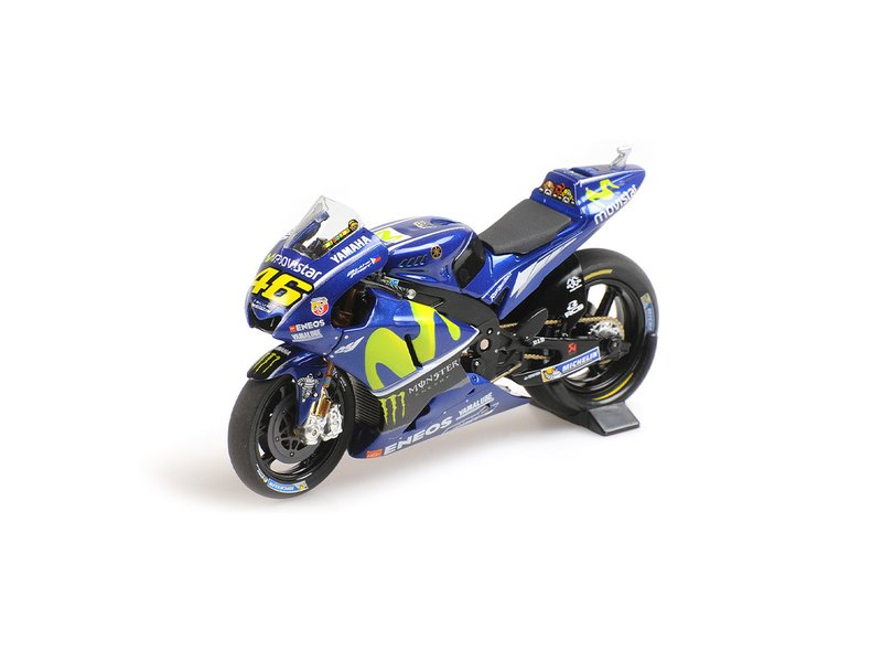 Yamaha YZR M1 Assen Valentino Rossi 2017