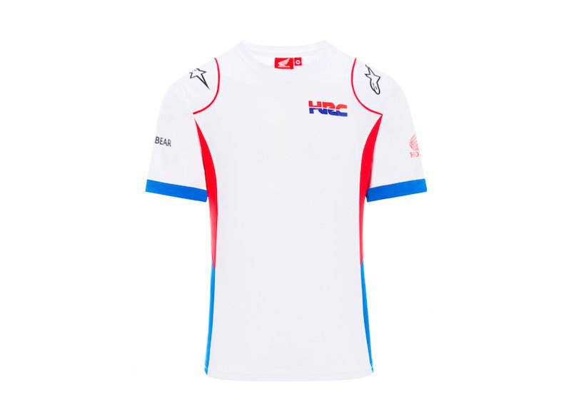 T-SHIRT HRC TEAMWEAR - White