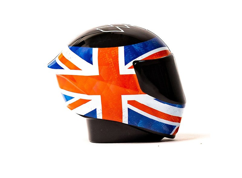 MotoGP™ Helmet-Halves Gran Bretaña