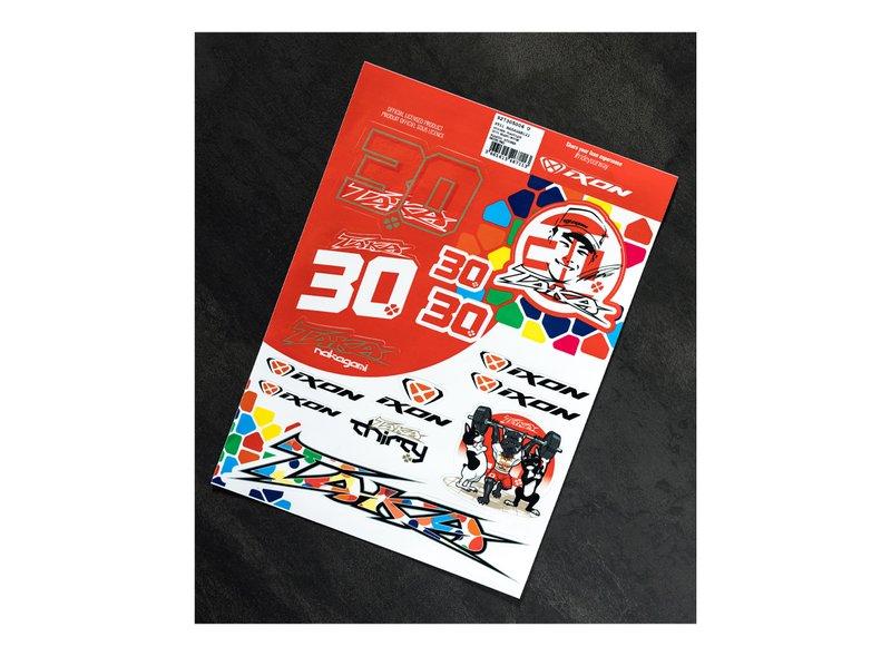 Stickers 30 Keyring