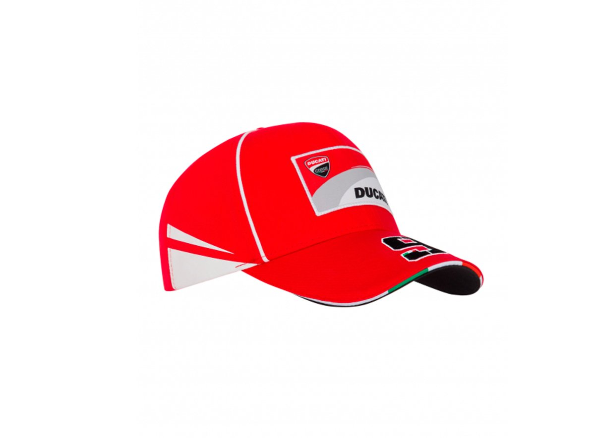 235b2acc86f49e Petrucci Ducati Baseball Cap - White
