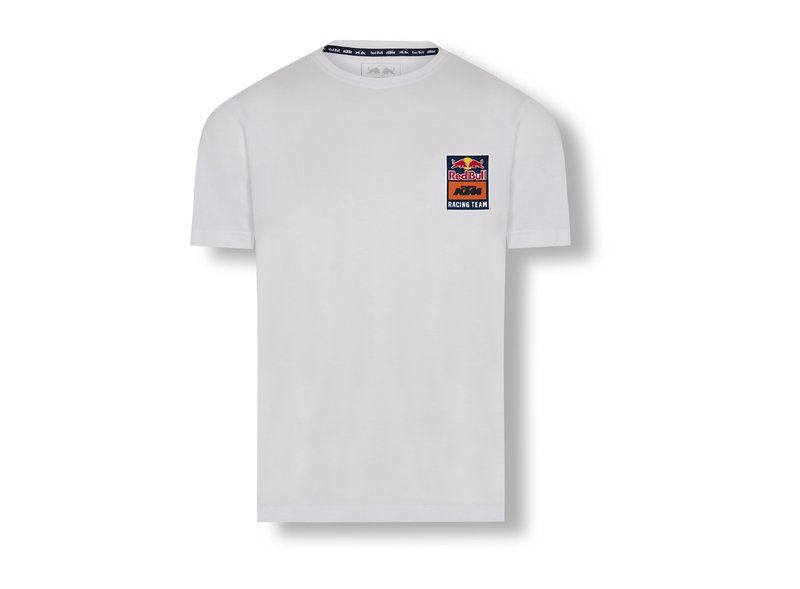 Red Bull KTM Fletch White T-shirt