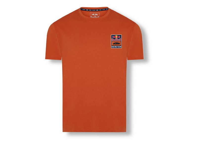 T-shirt Reb Bull KTM Orangé - Orange