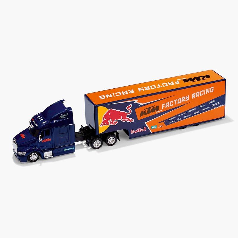 Red Bull KTM Truck Replica