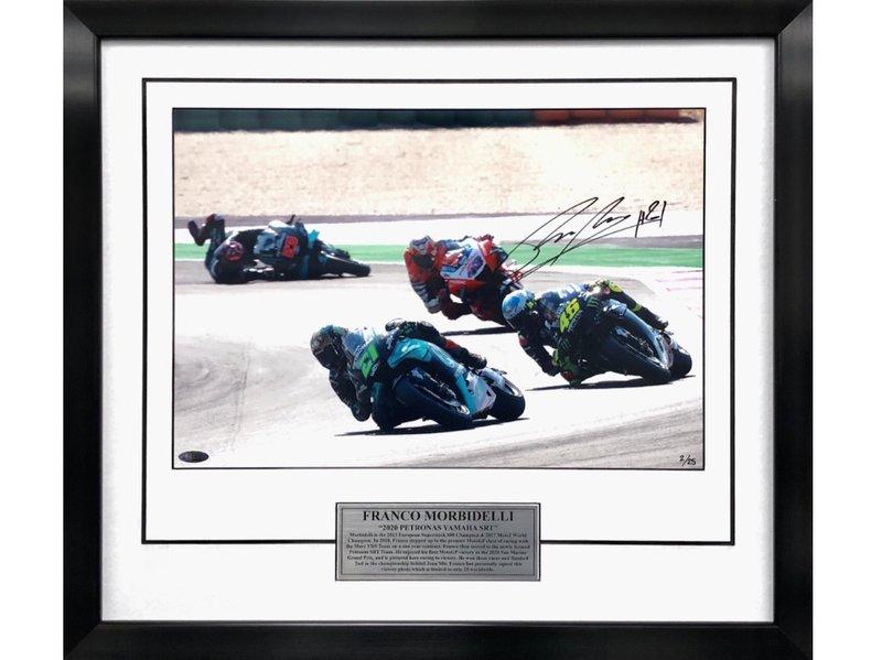 Morbidelli 2020 Primera victoria en MotoGP™