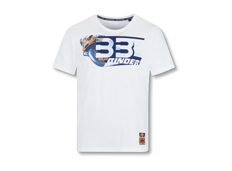 Red Bull KTM Brad Binder Rider T-Shirt