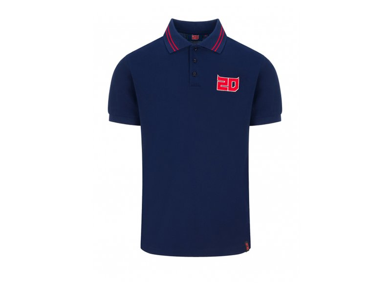 Fabio Quartararo 20 Polo Shirt