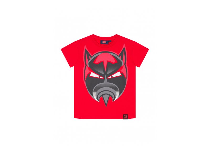 Fabio Quartararo Children's T-shirt - Red