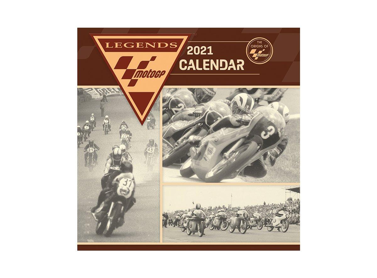 Calendario Ufficiale MotoGP™ 2021