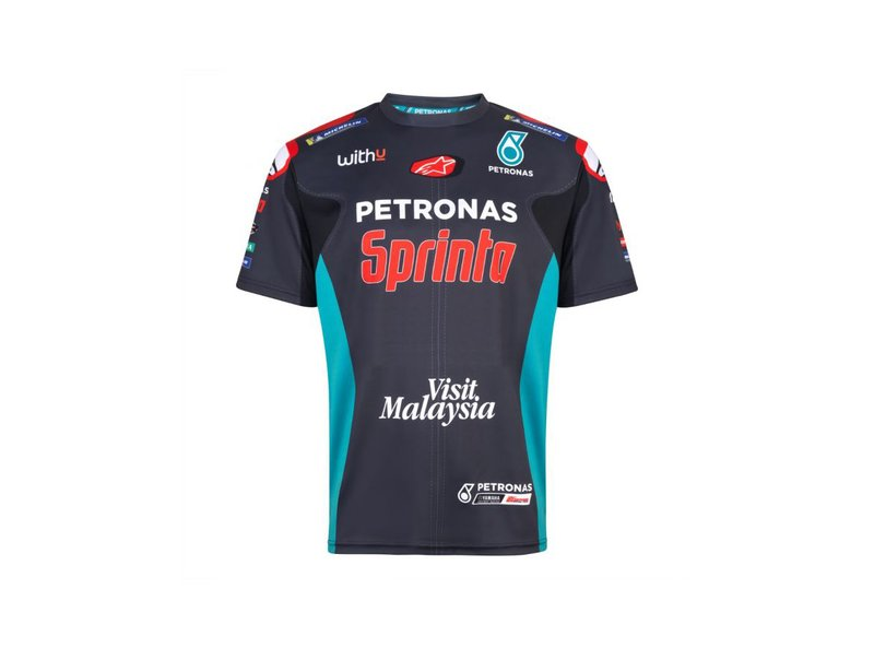 T-Shirt Petronas Yamaha Sprinta - Blue