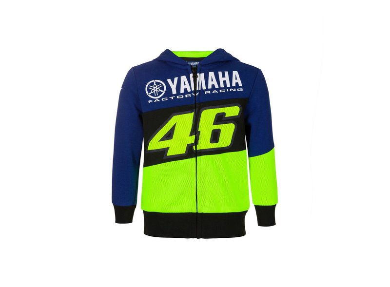 Sweat-shirt enfant Yamaha Valentino Rossi - Blue