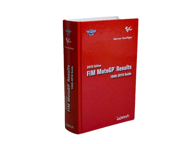 FIM MotoGP results Guide 2019 Ed.
