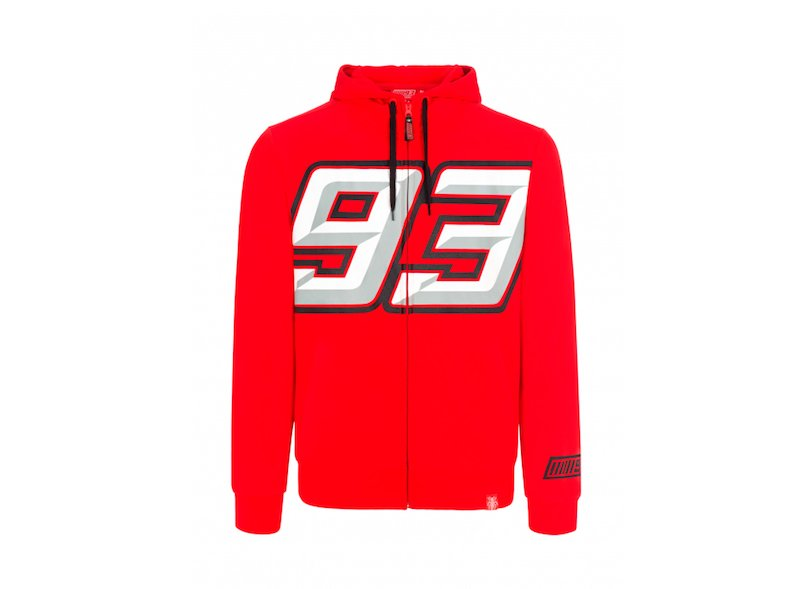 Sweat Marquez 93 - White
