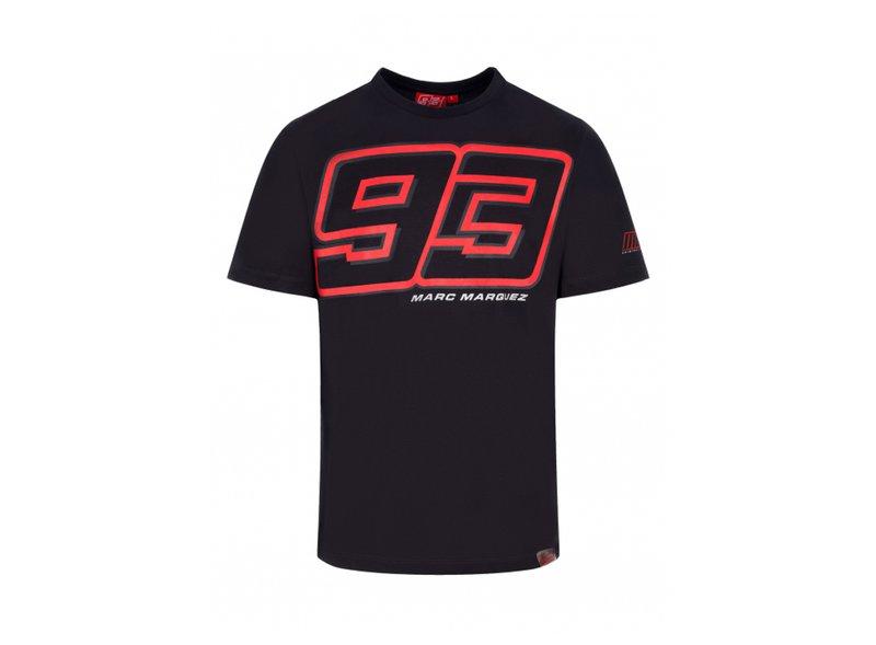 Camiseta Marquez 93 Fluo