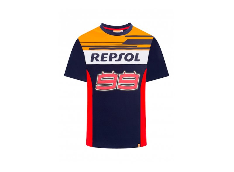 T-shirt Jorge Lorenzo Dual Repsol
