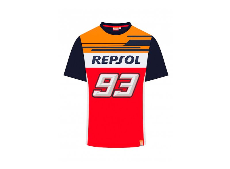 Dual T-Shirt Repsol Big 93