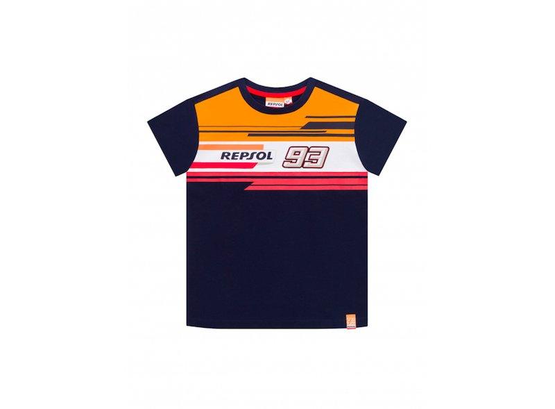Camiseta niño Dual Repsol 93