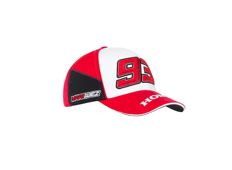 BASEBALL  CAP DUAL HONDA 93