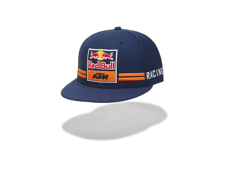 FLAT Cap New Era 9Forty Red Bull KTM
