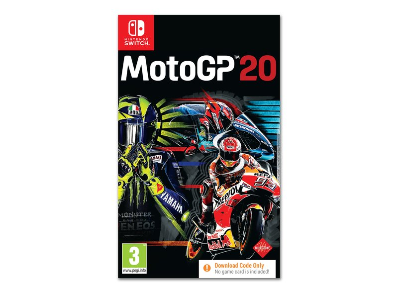 Nintendo Switch MotoGP™ 2020 - Black