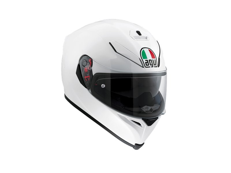Helmet AGV K5 Pinlock Maxvision White - White