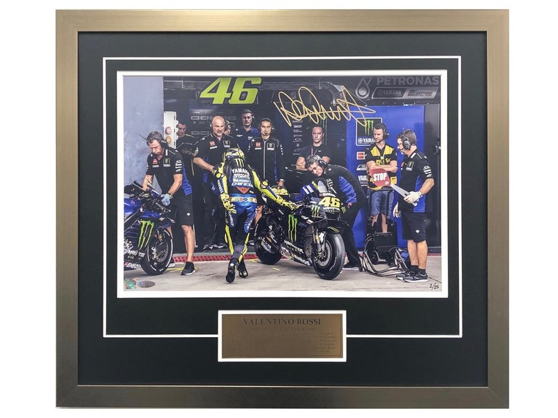 Valentino Rossi 2019 Men At Work