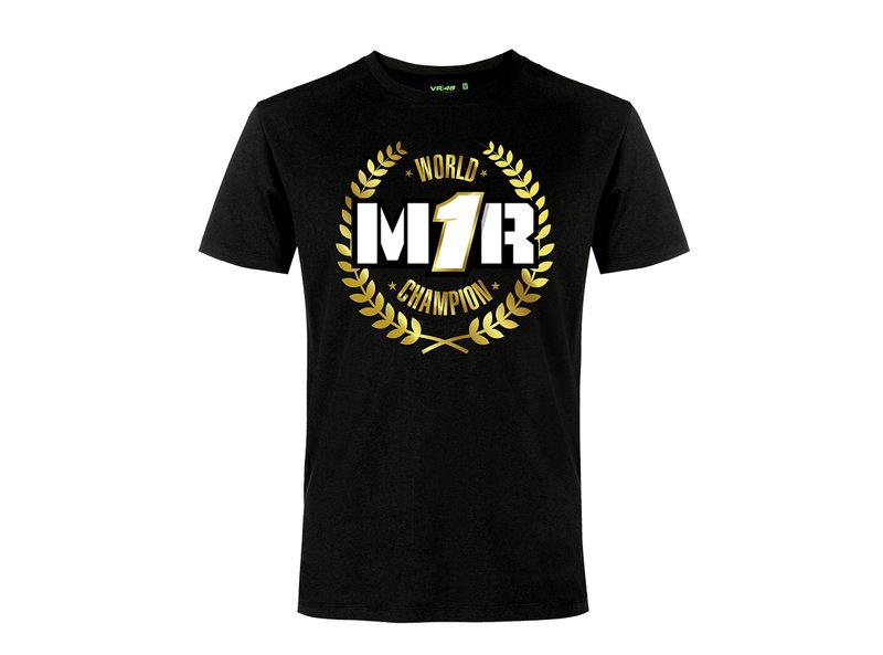Joan Mir World Champion 2020 T-shirt - Black