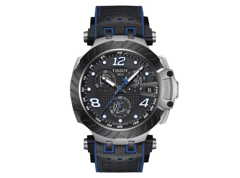 Tissot T-race Thomas Luthi 2020 Limited Edition - Black
