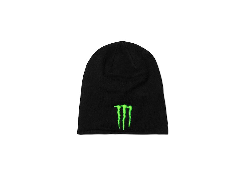 Valentino Rossi 46 Monster Beanie - White