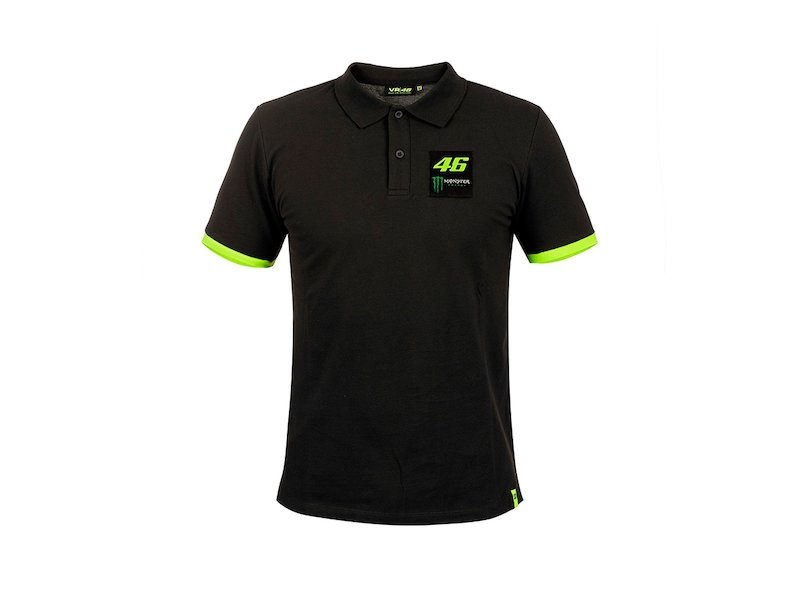 Monster Valentino Rossi Polo Shirt