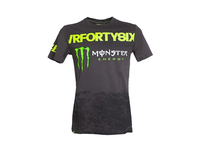 Maglietta Valentino Rossi Monster VRFORTYSIX